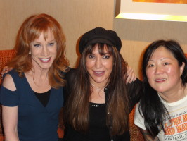 Kathy Griffin, LaFong Margaret Cho