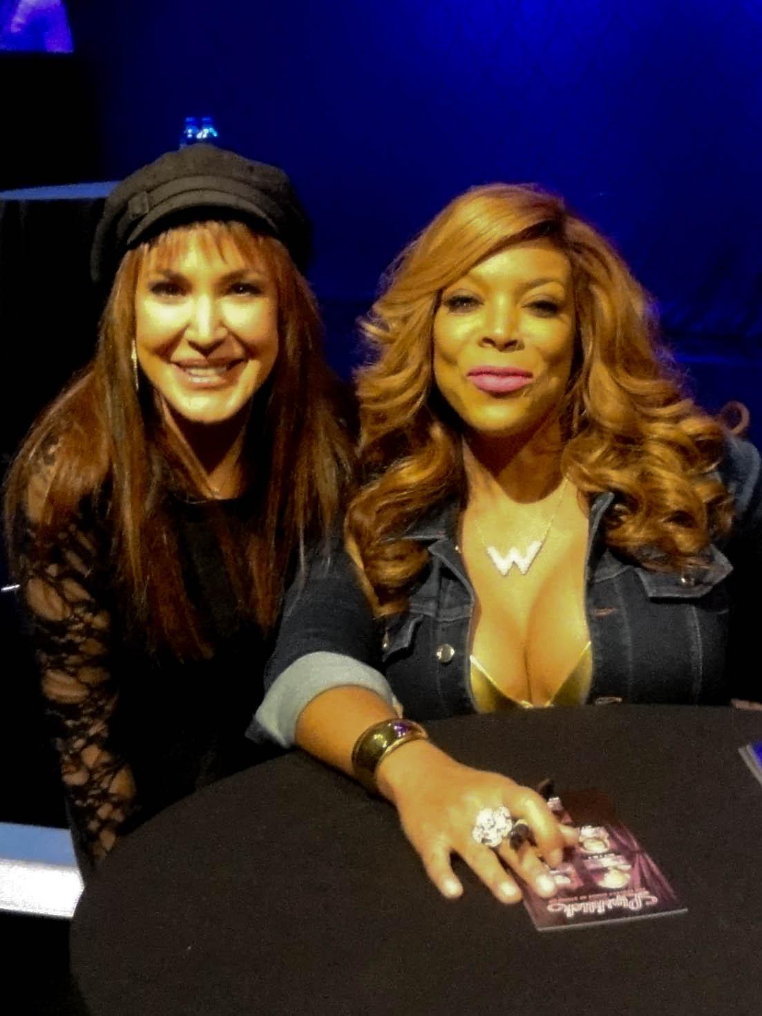 187 Wendy Williams Las Vegas Backstage Talk